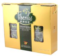 丽斯庄园特级初榨橄榄油精装版礼盒750ml*2,西班牙原装原瓶进口,上海大量现货