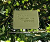 橄榄樱桃滋养皂 希腊原装进口
