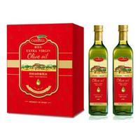 橄倍尔特级初榨橄榄油满堂红礼盒750ml*6支装