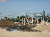 筛沙水洗机安装调试 洗砂机安装调试 沙石筛分清洗 水洗砂机械