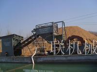 沙石筛分机筛砂设备 筛沙机 沙石破碎生产线 制沙水洗设备