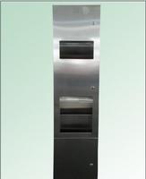 批发采购艾克AIKE壁挂式三合一干手器组合机AK9258G