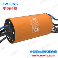 大电流滑环,方形半自动卷绕机导电滑环