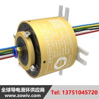 电阻切割机导电滑环,钻井平台导电滑环