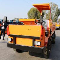 和丰地下矿山运输车 四不像工程车 专业定制生产