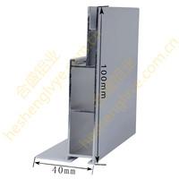 供应100单面卡布灯箱 LED卡布灯箱铝型材铝外框 可定制