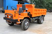 供应8吨四驱矿安车 矿山四不像出渣自卸车