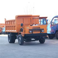 山东北骏工程机械矿安标车hf-14标配四驱动力强劲