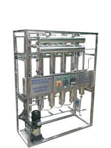 列管多效蒸馏水机LD50-5用于实验室、化妆品厂