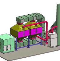 废气处理光氧催化一体机 催化燃烧