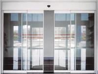 北京感应玻璃门安装