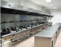 海南三亚酒店餐厅饭店厨房设备配套工程策划设计安装公司