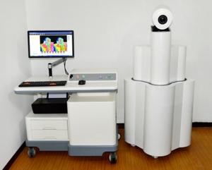 医用红外热成像仪及配套定位疏淤设备