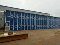 喷漆专用伸缩移动喷漆房价格  山东新迈环保设备生产厂家