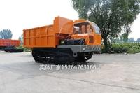 佳鹏10吨履带车 超级载重履带翻斗车