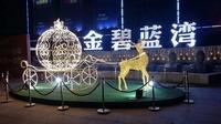 桂林浪漫花海布置安装梦幻灯光节出租专业制作