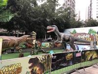 河池恐龙展出租2020大型侏罗纪仿真恐龙会动会叫