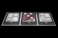 新中式珠宝道具,珠宝陈列道具,珠宝道具设计