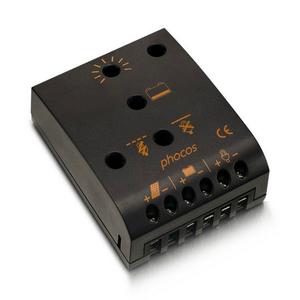 德国伏科Phocos太阳能充放电控制器12V CA6A10A