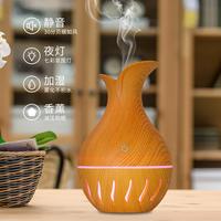 东莞润庆迷你USB加湿器办公室桌面加湿喷雾工厂可定制