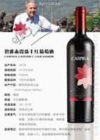 智利碧雅精选赤霞珠干红葡萄酒 高性价比的红酒 原瓶进口