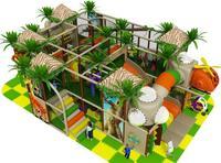 户外木屋滑梯游乐设备定制定做景区多功能创意攀爬房子树屋滑梯