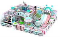 淘气堡儿童乐园室内大小型游乐场滑梯设备网红蹦床公园游乐园设施