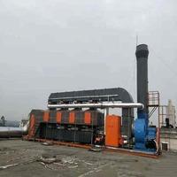 河北废气处理设备催化燃烧净化率高