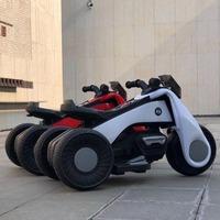 男女宝宝1到7岁儿童电动摩托车三轮车