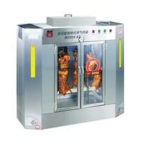 热销酒店/餐厅/食堂食品烘烤设备-康庭多功能旋转式燃气烤炉