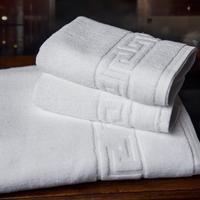 酒店宾馆白毛巾白浴巾