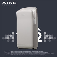 AIKE艾克经济款双面喷气式干手器AK2005H 原装正品