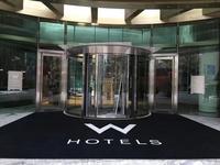 酒店大门外刮沙除尘地垫,酒店大堂大厅地垫,酒店LOGO地垫